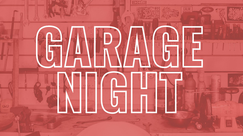 GarageNight-Web Event