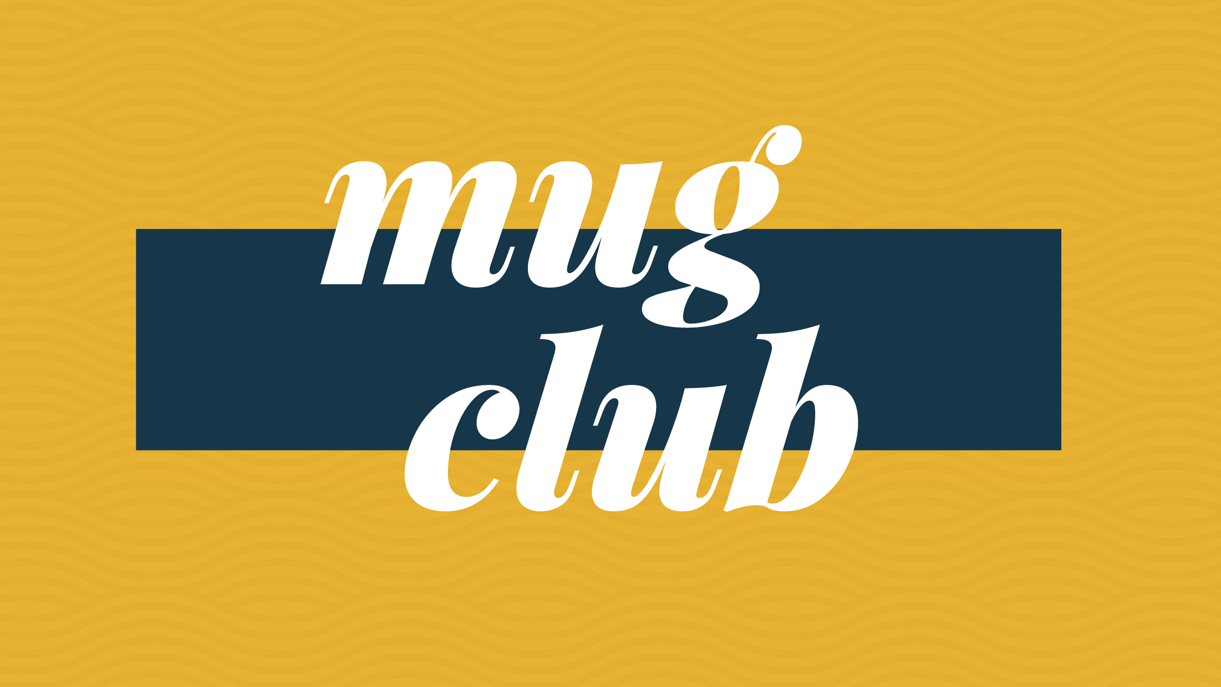 MugClub-Web Event